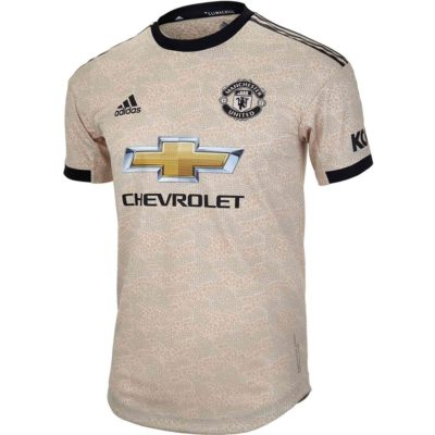 front view of Man united away jersey for 2019/2020, this original jersey can be gotten from CORAYSA in nigeria, and delivered Nation wide.